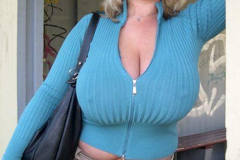Blonde mature sexy