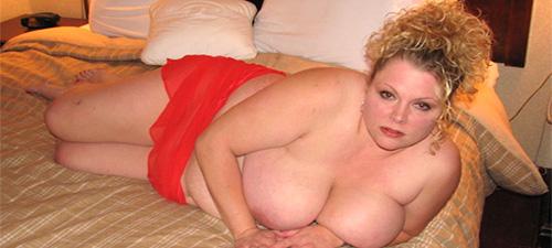 coquine ronde aux gros seins