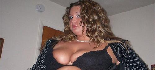 lina photo de femme ronde coquine