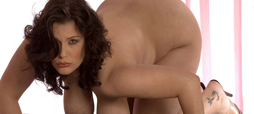 femme ronde nue et salope
