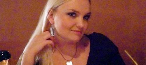 femme mature blonde célibataire