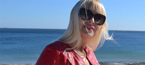 Paloma : blonde mature très chaude