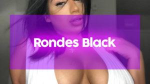 Photos de femmes rondes black